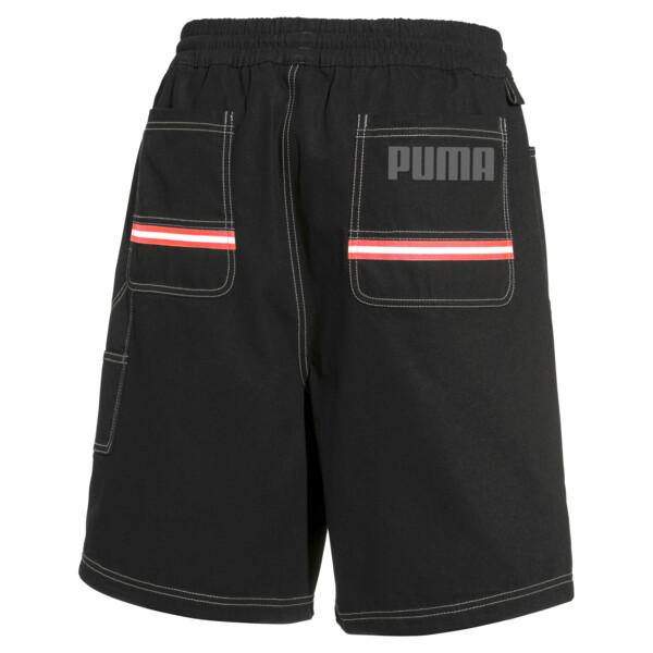 PUMA 91074 Men's Shorts, Puma Black, large