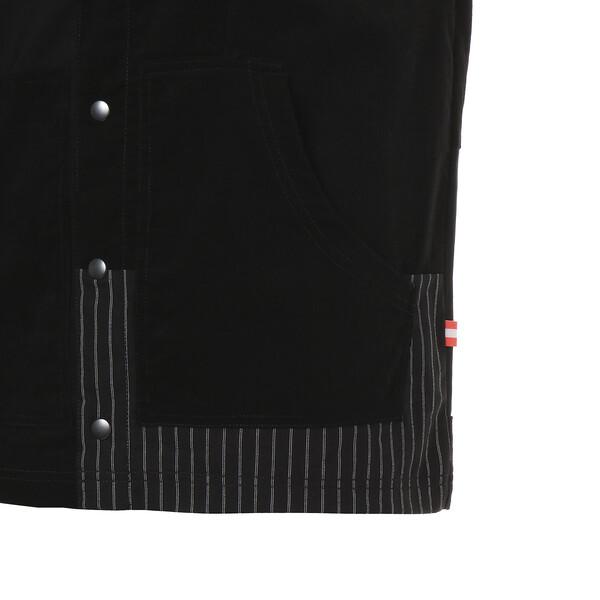 PUMA 91074 ジャケット, Puma Black, large-JPN