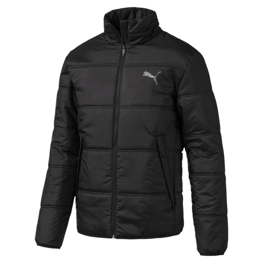 Image Puma Essentials Padded Full Zip Men's Jacket #1
