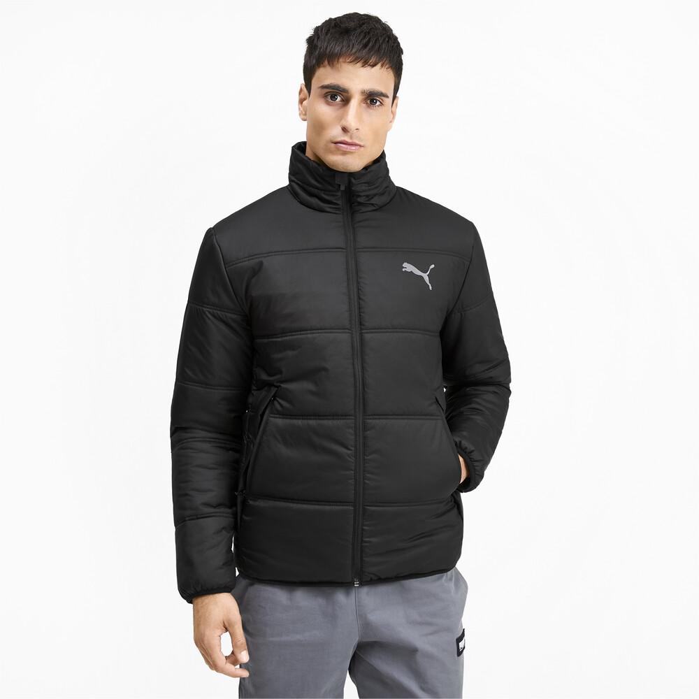 Image Puma Essentials Padded Full Zip Men's Jacket #2