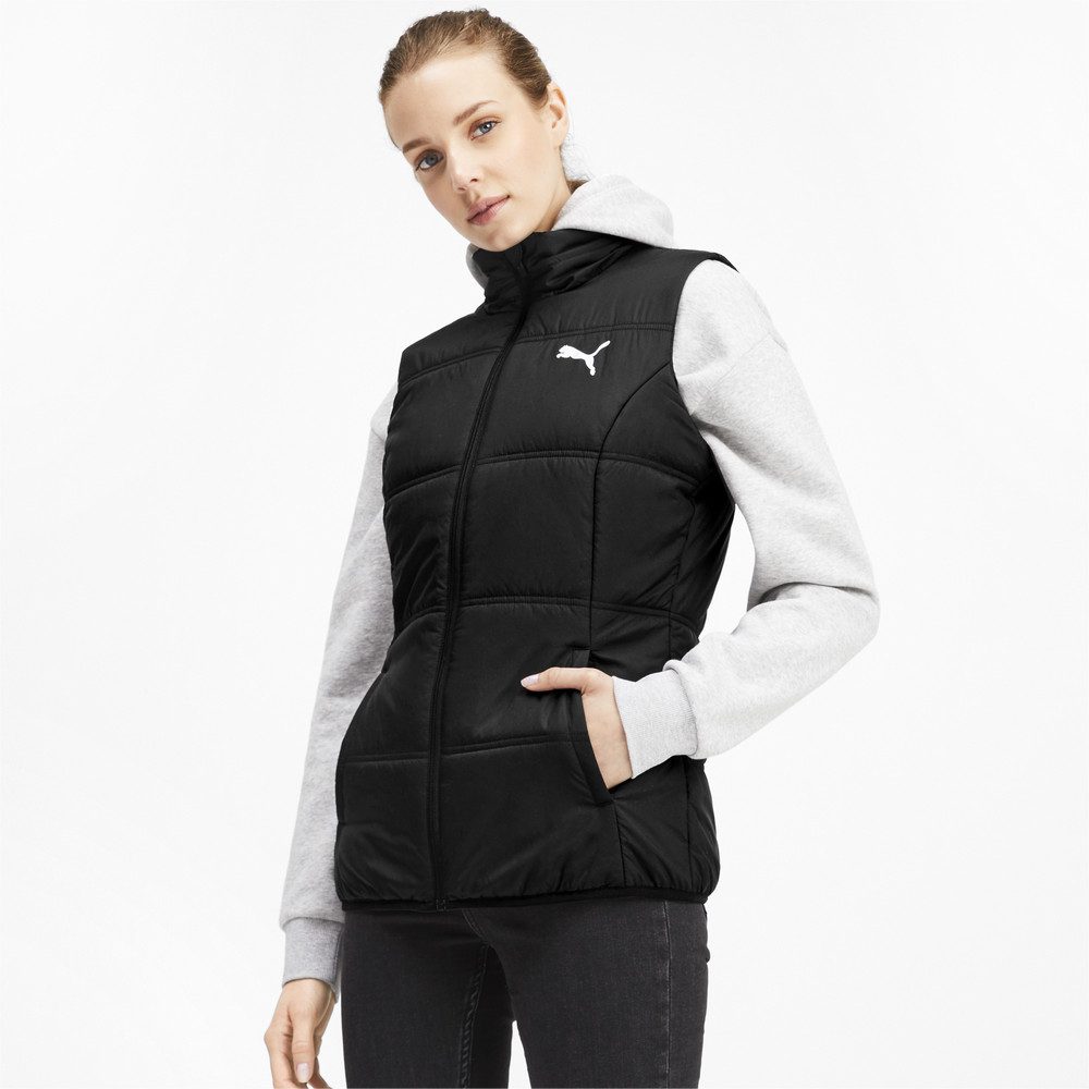 Зображення Puma Жилет Essentials Padded Vest #1