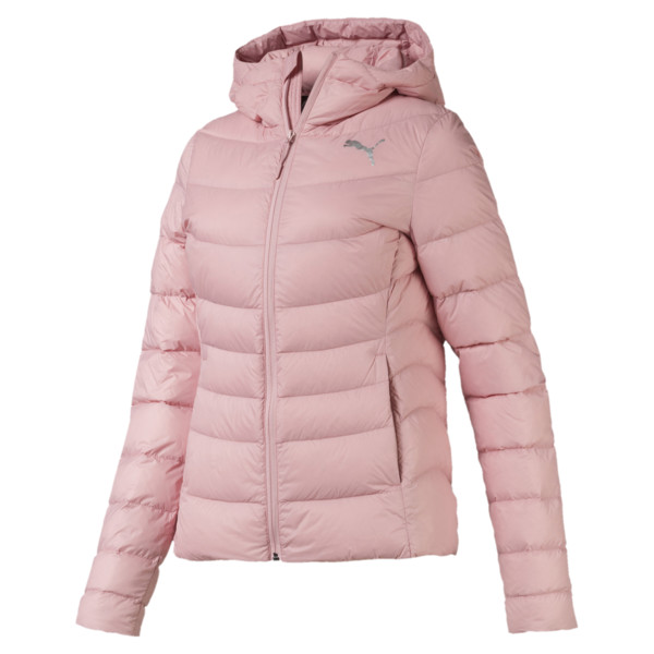 PWRWarm packLITE Down Women's Jacket, Bridal Rose, large