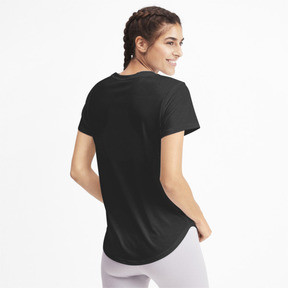 Thumbnail 2 of Evostripe Women's Tee, Puma White, medium