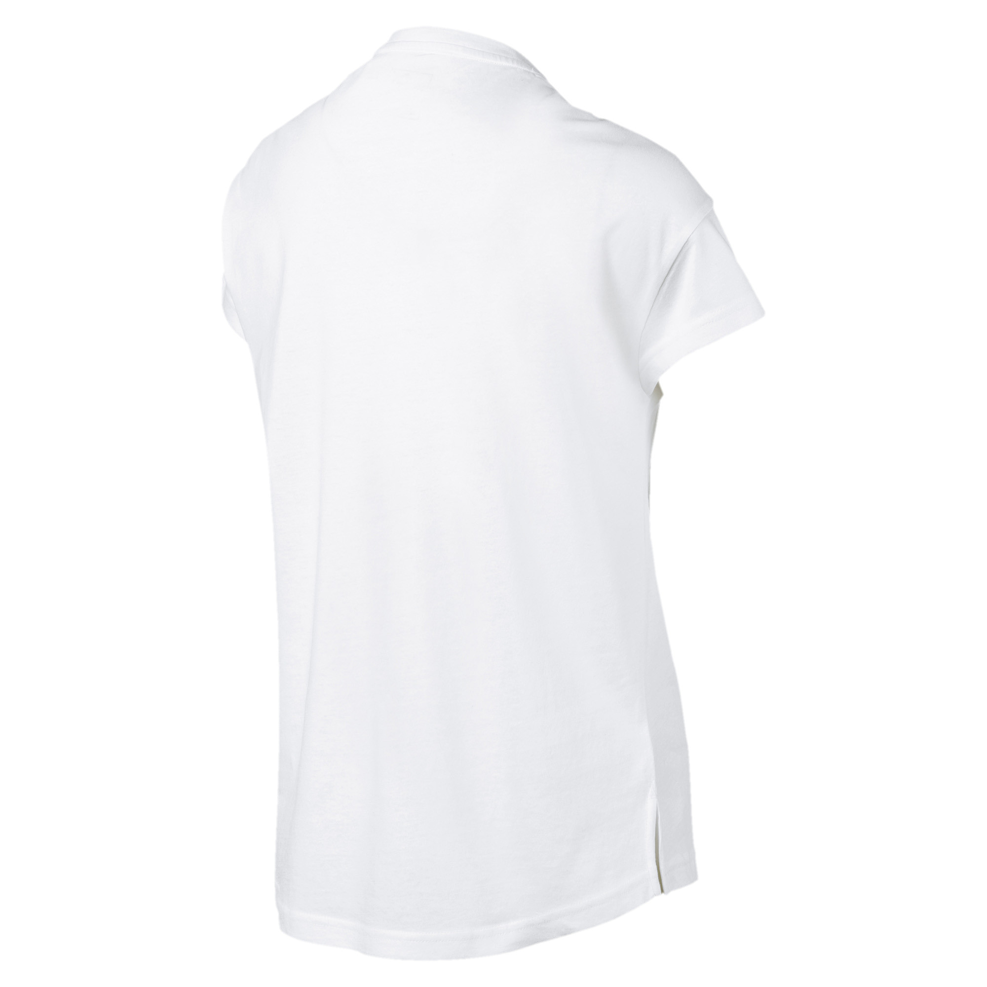 PUMA-Modern-Sports-Women-039-s-Graphic-Tee-Women-Tee-Basics thumbnail 8