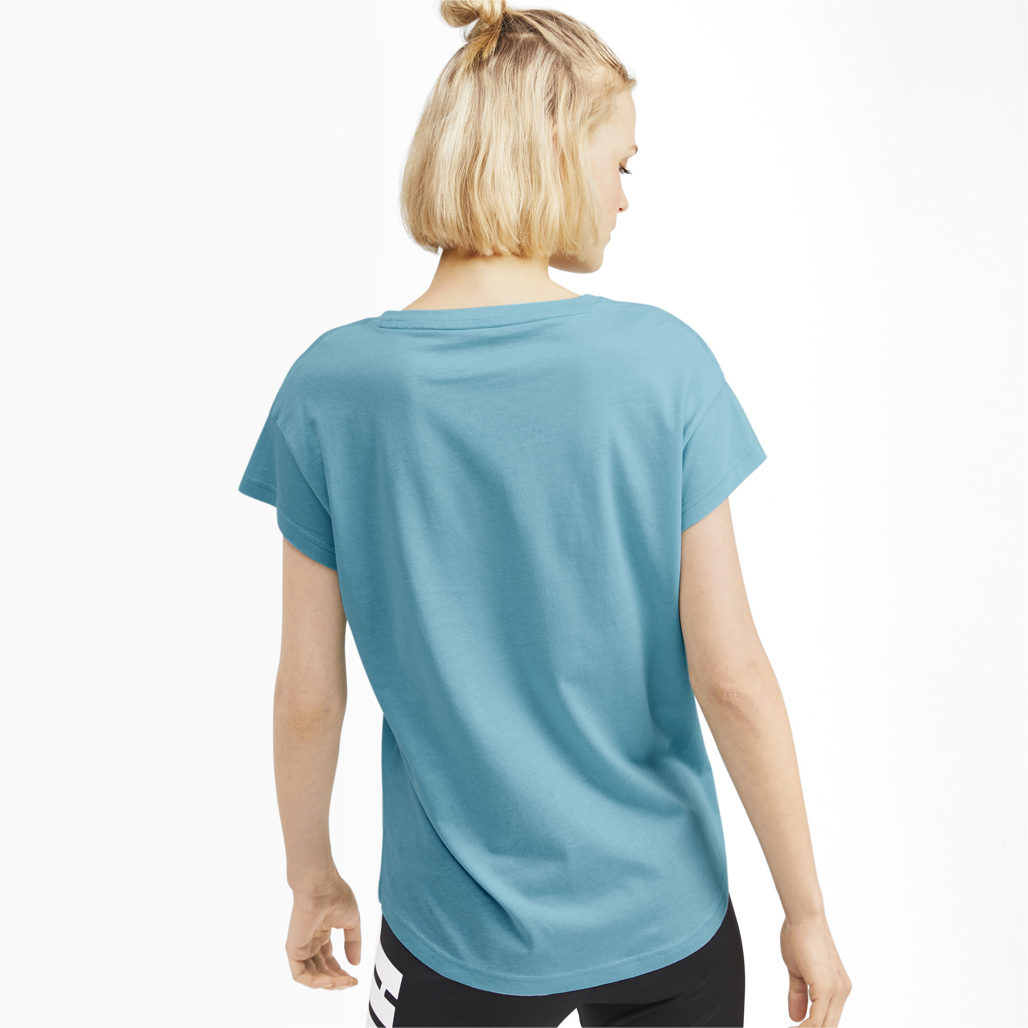 PUMA-Modern-Sports-Women-039-s-Graphic-Tee-Women-Tee-Basics thumbnail 15