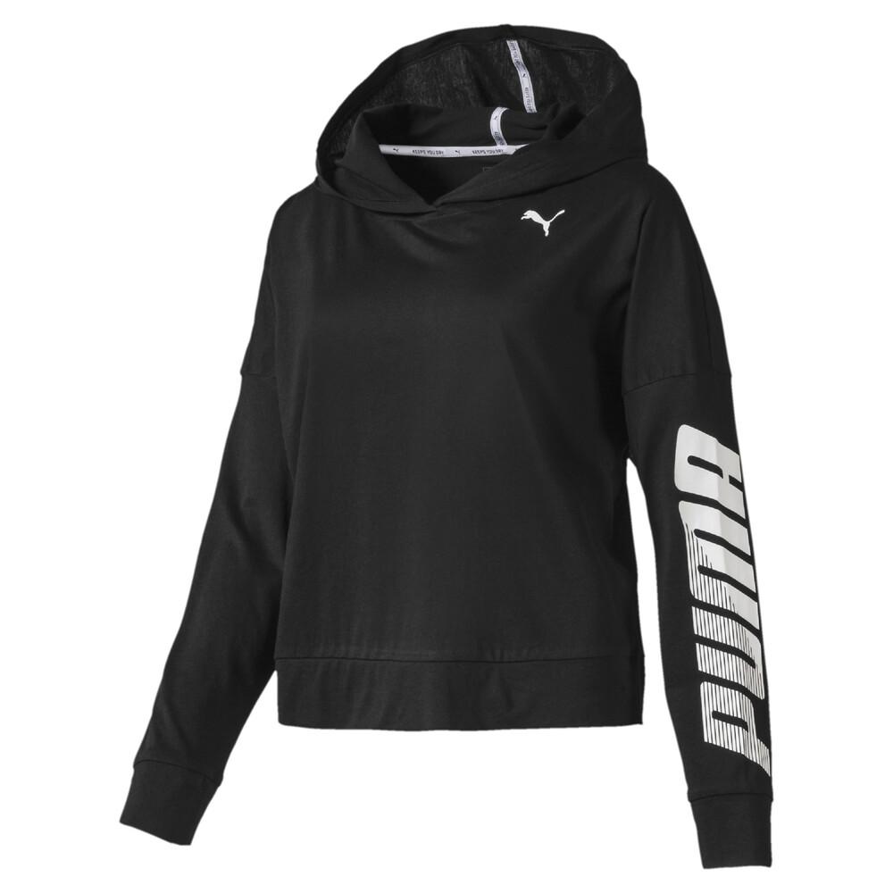 Image Puma Modern Sport Long Sleeve Women's Hoodie #1