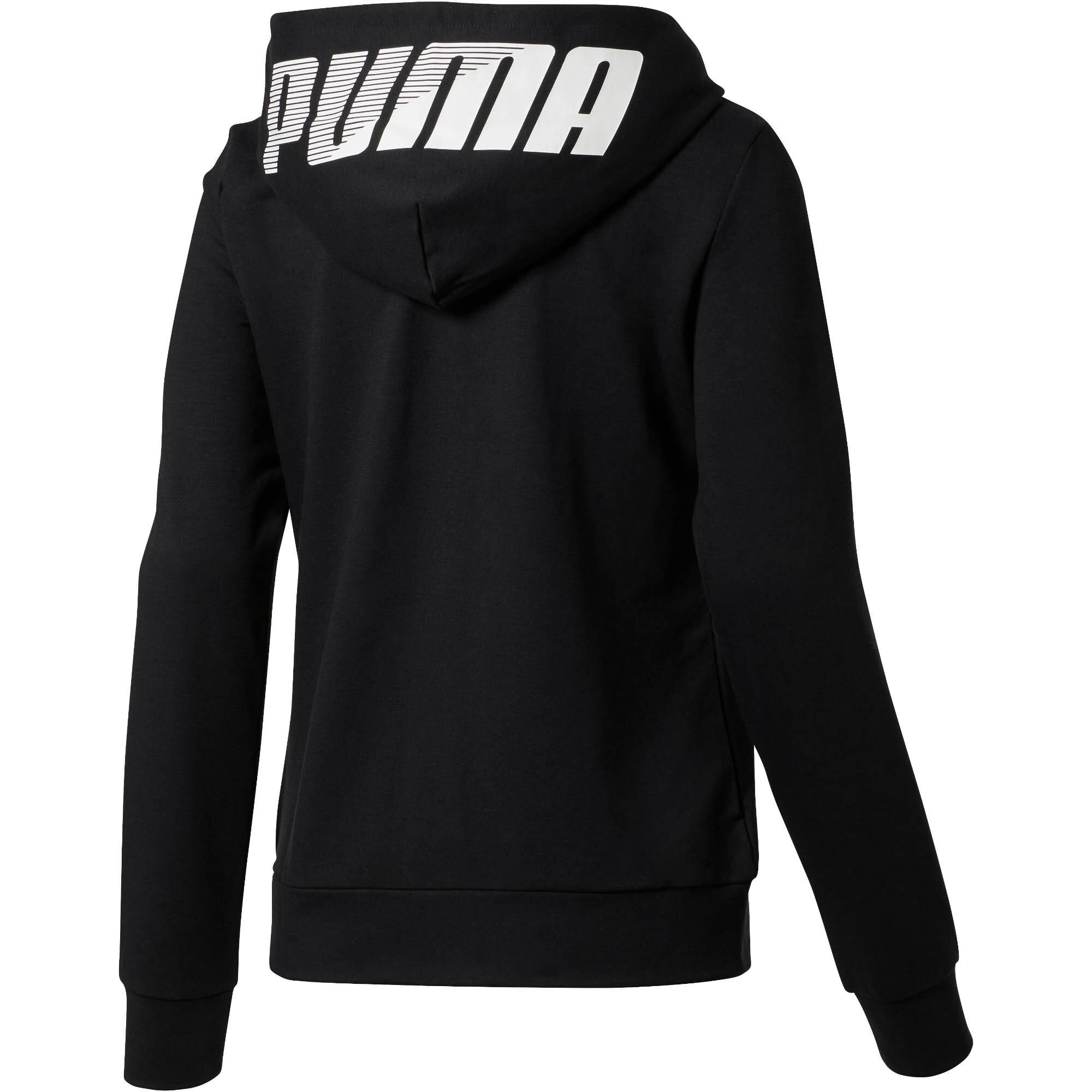 PUMA-Women-039-s-Modern-Sports-Full-Zip-Logo-Hoodie thumbnail 16