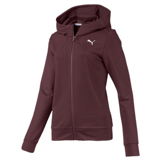 Image Puma Modern Sport Graphic Full Zip Women's Hoodie