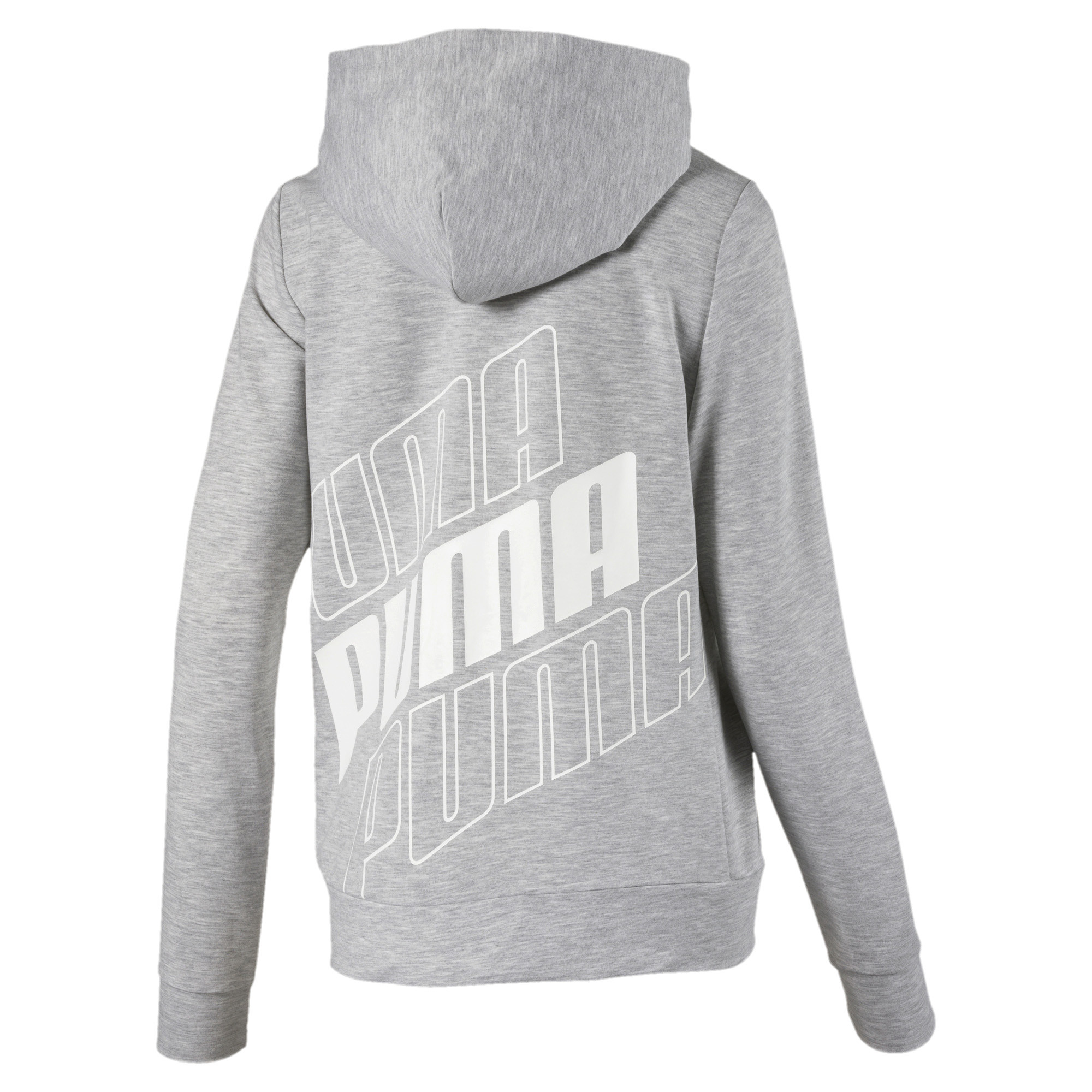 PUMA-Women-039-s-Modern-Sports-Full-Zip-Logo-Hoodie thumbnail 18