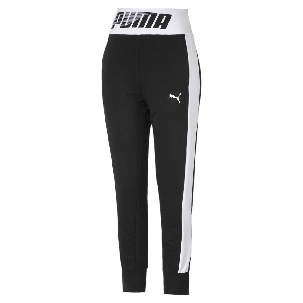 Image Puma Modern Sport Graphic Women's Track Pants #1