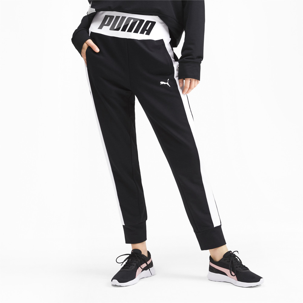 Image Puma Modern Sport Graphic Women's Track Pants #2