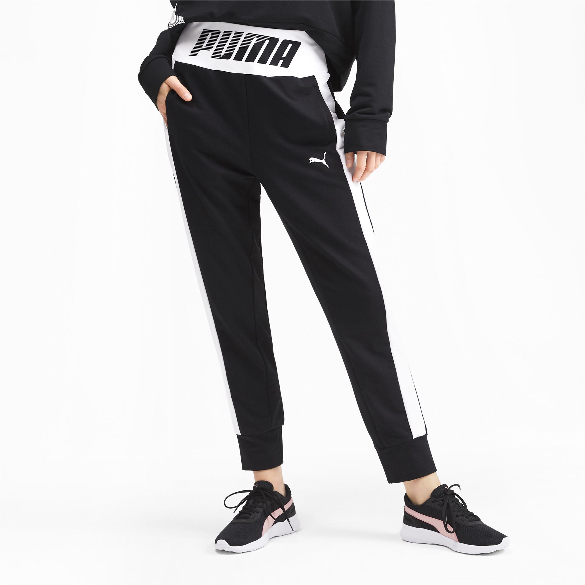 PUMA-Modern-Sports-Women-039-s-Track-Pants-Women-Knitted-Pants-Basics thumbnail 14
