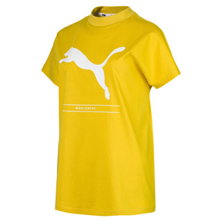 Image Puma NU-TILITY Graphic Short Sleeve Women's Tee