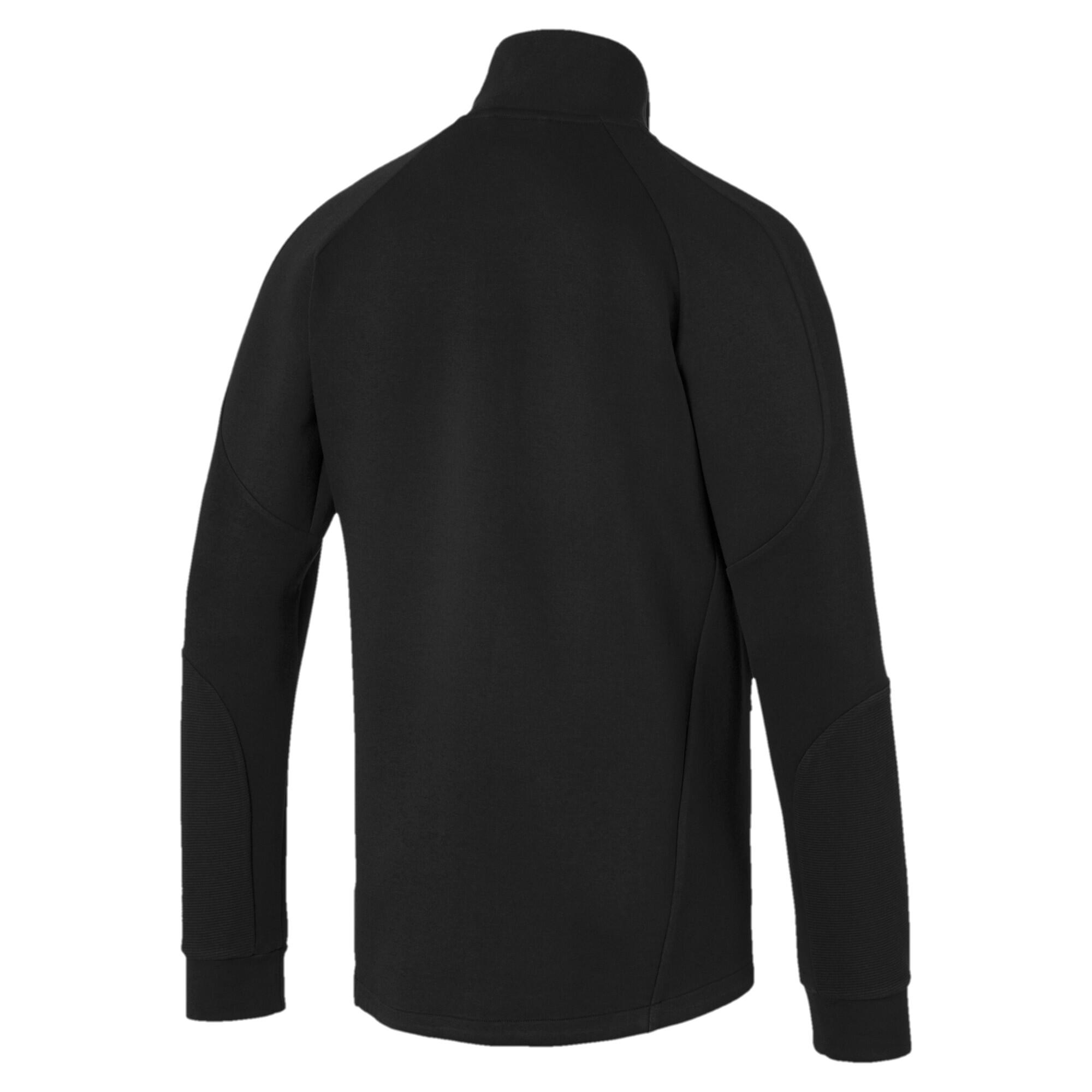 PUMA-Evostripe-Men-039-s-Jacket-Men-Sweat-Basics thumbnail 3