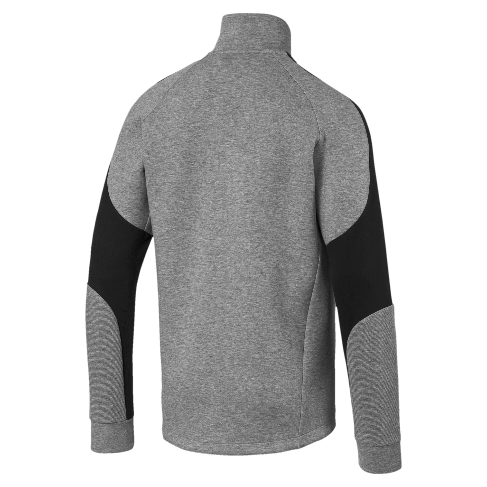PUMA-Evostripe-Men-039-s-Jacket-Men-Sweat-Basics thumbnail 8