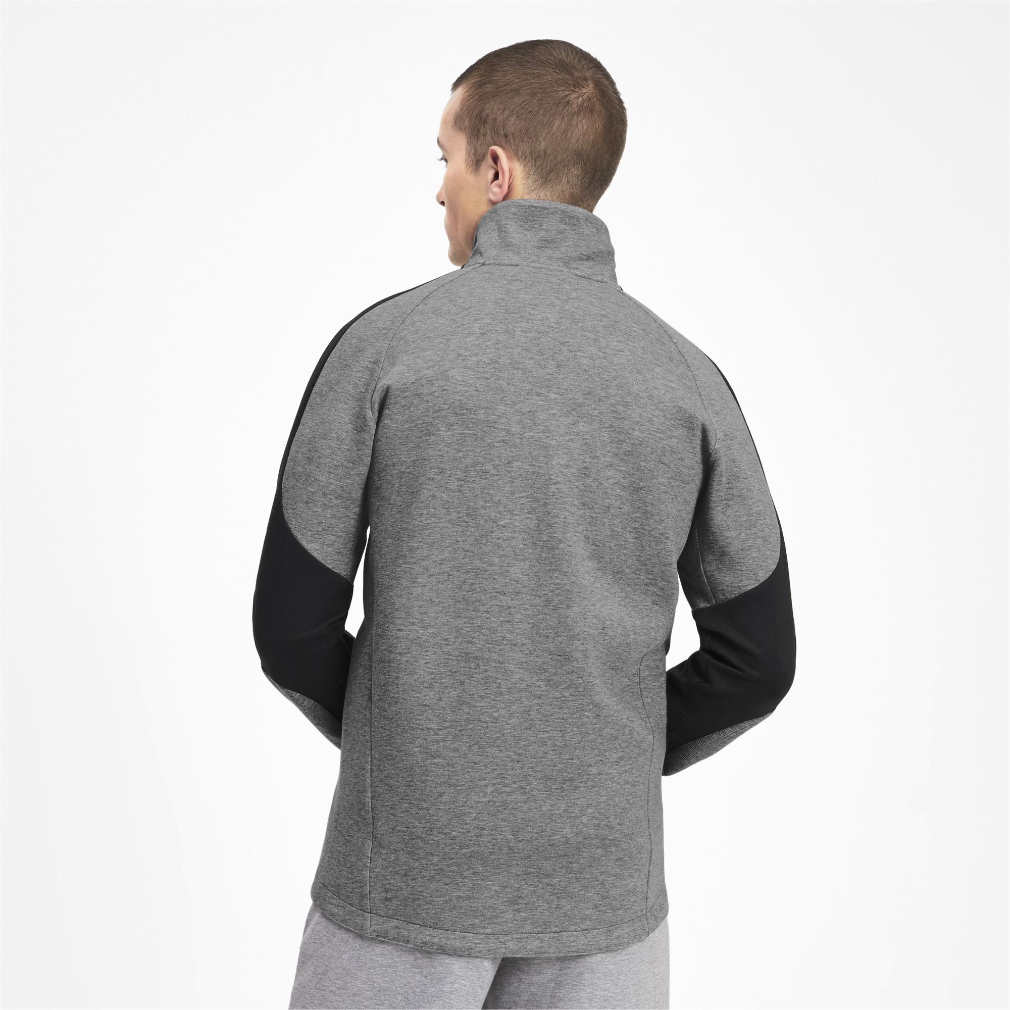 PUMA-Evostripe-Men-039-s-Jacket-Men-Sweat-Basics thumbnail 10