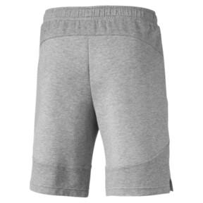 Miniatura 5 de Shorts Evostripe para hombre, Medium Gray Heather, mediano