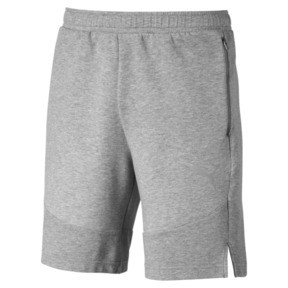 Miniatura 4 de Shorts Evostripe para hombre, Medium Gray Heather, mediano