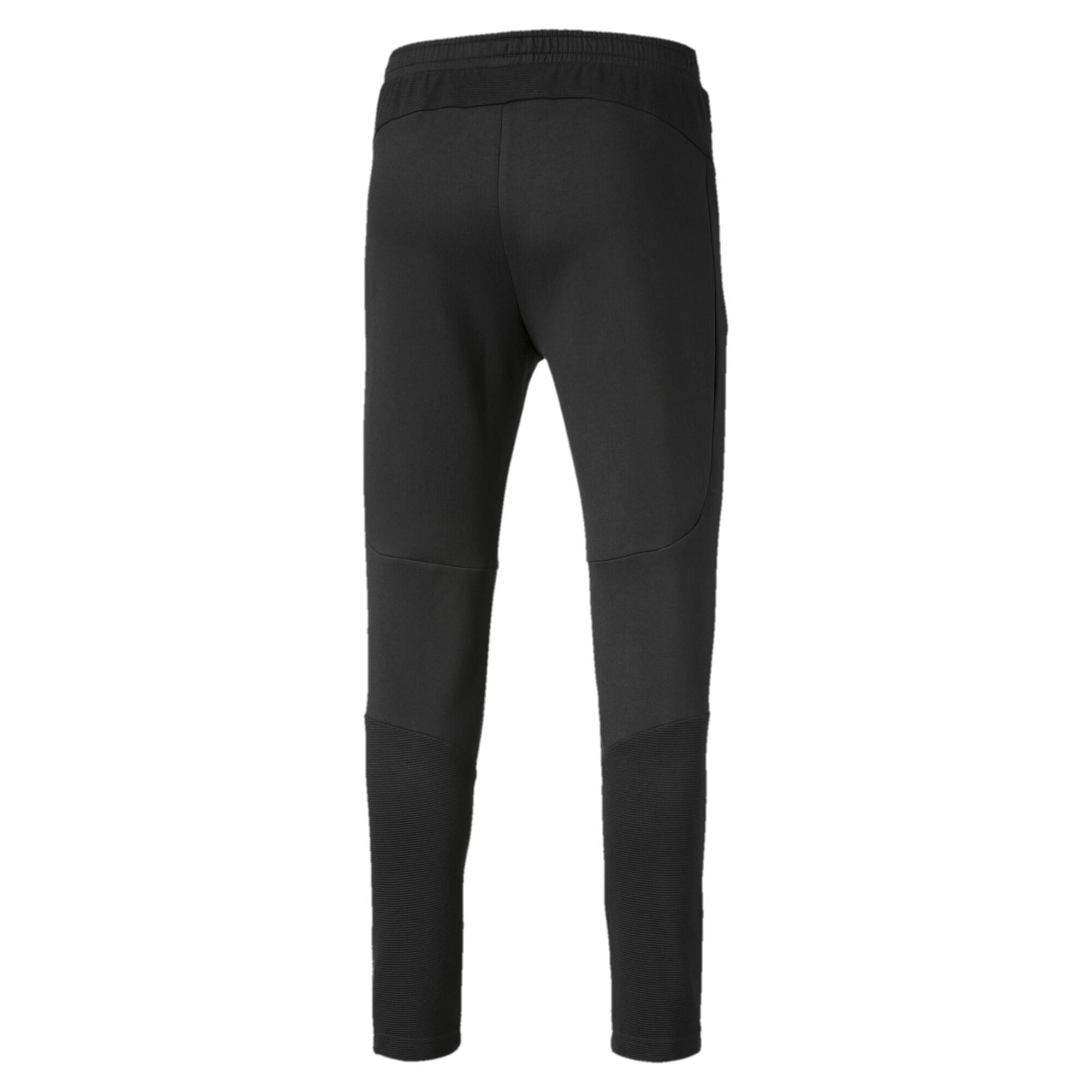 PUMA-Evostripe-Men-039-s-Pants-Men-Knitted-Pants-Basics thumbnail 8