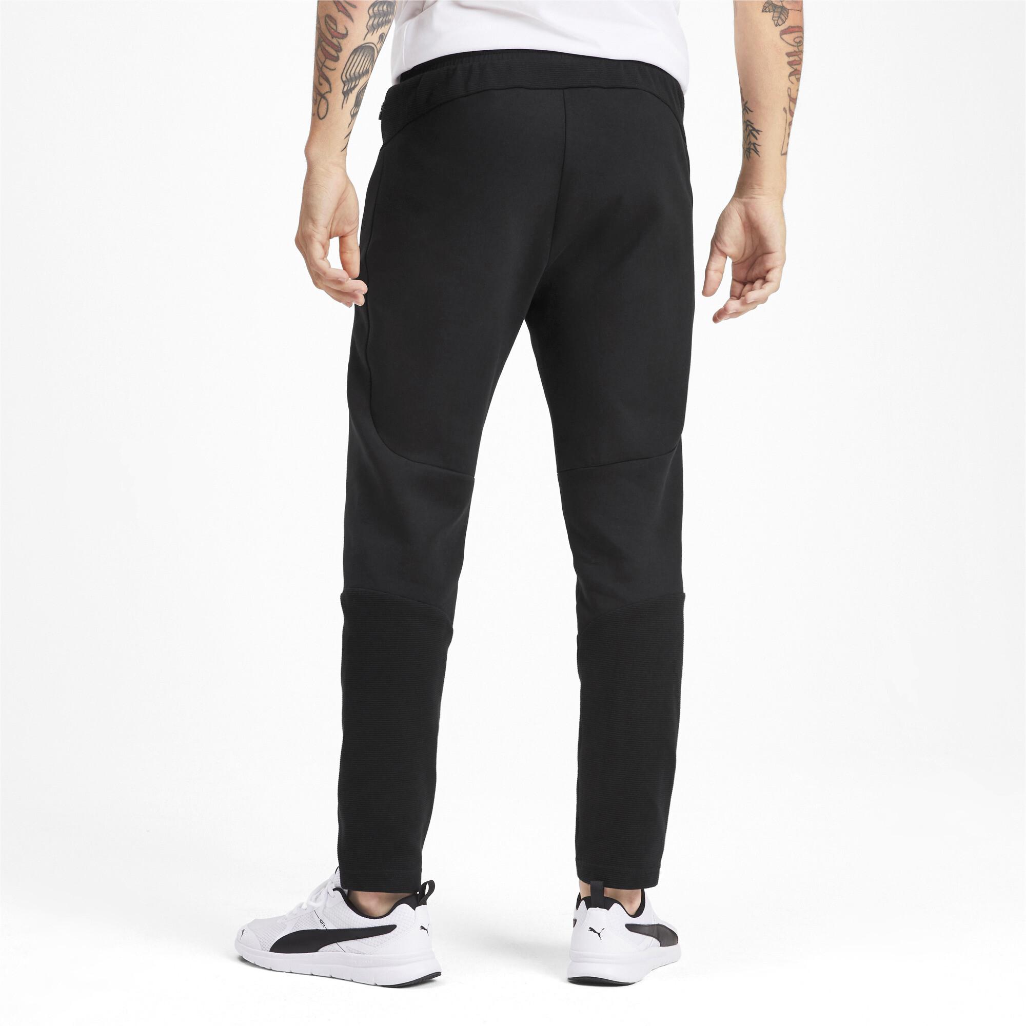 PUMA-Evostripe-Men-039-s-Pants-Men-Knitted-Pants-Basics thumbnail 10
