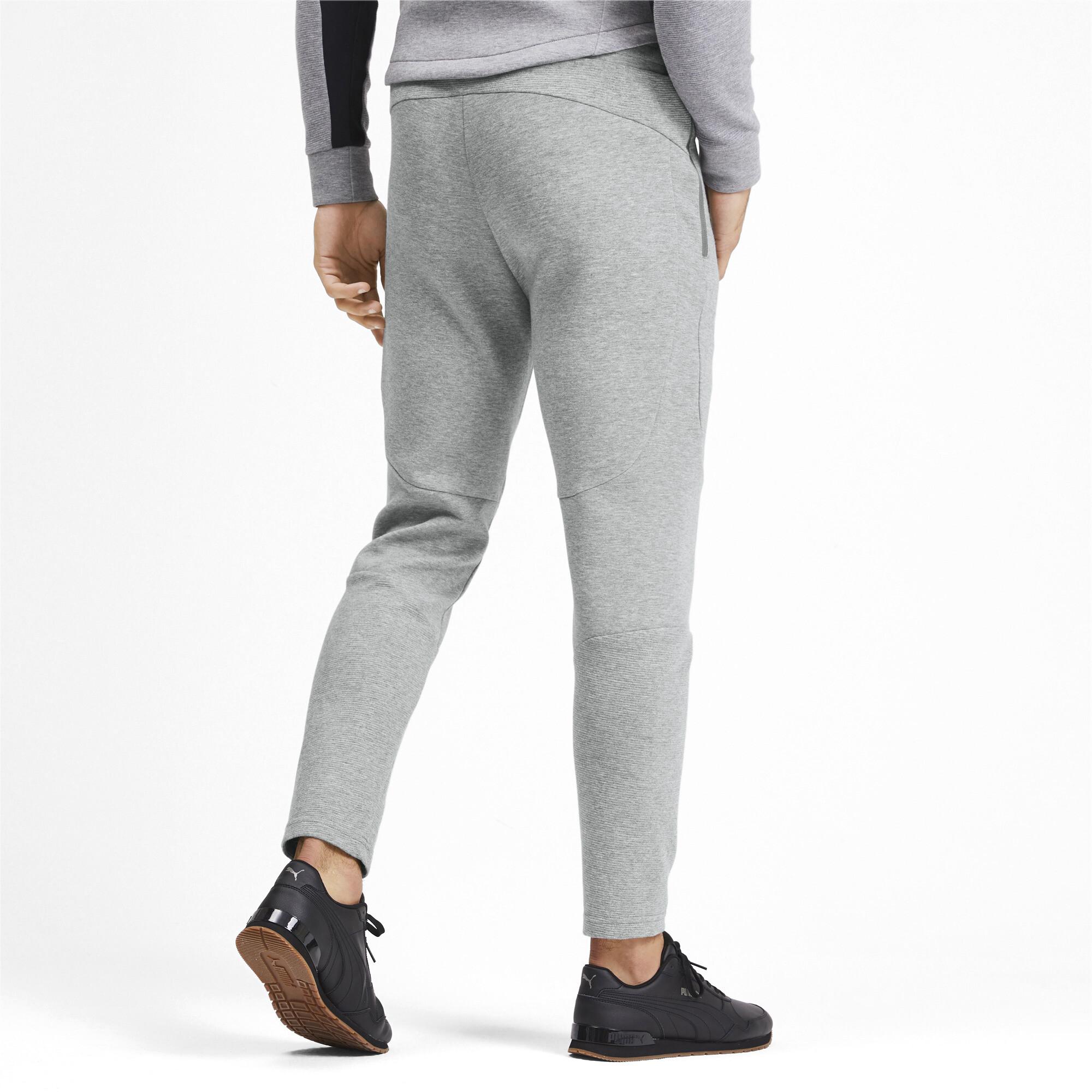 PUMA-Evostripe-Men-039-s-Pants-Men-Knitted-Pants-Basics thumbnail 5