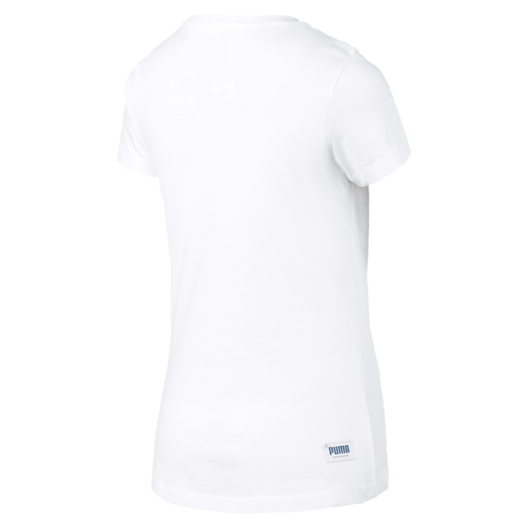 PUMA-Women-039-s-Athletics-Tee thumbnail 3