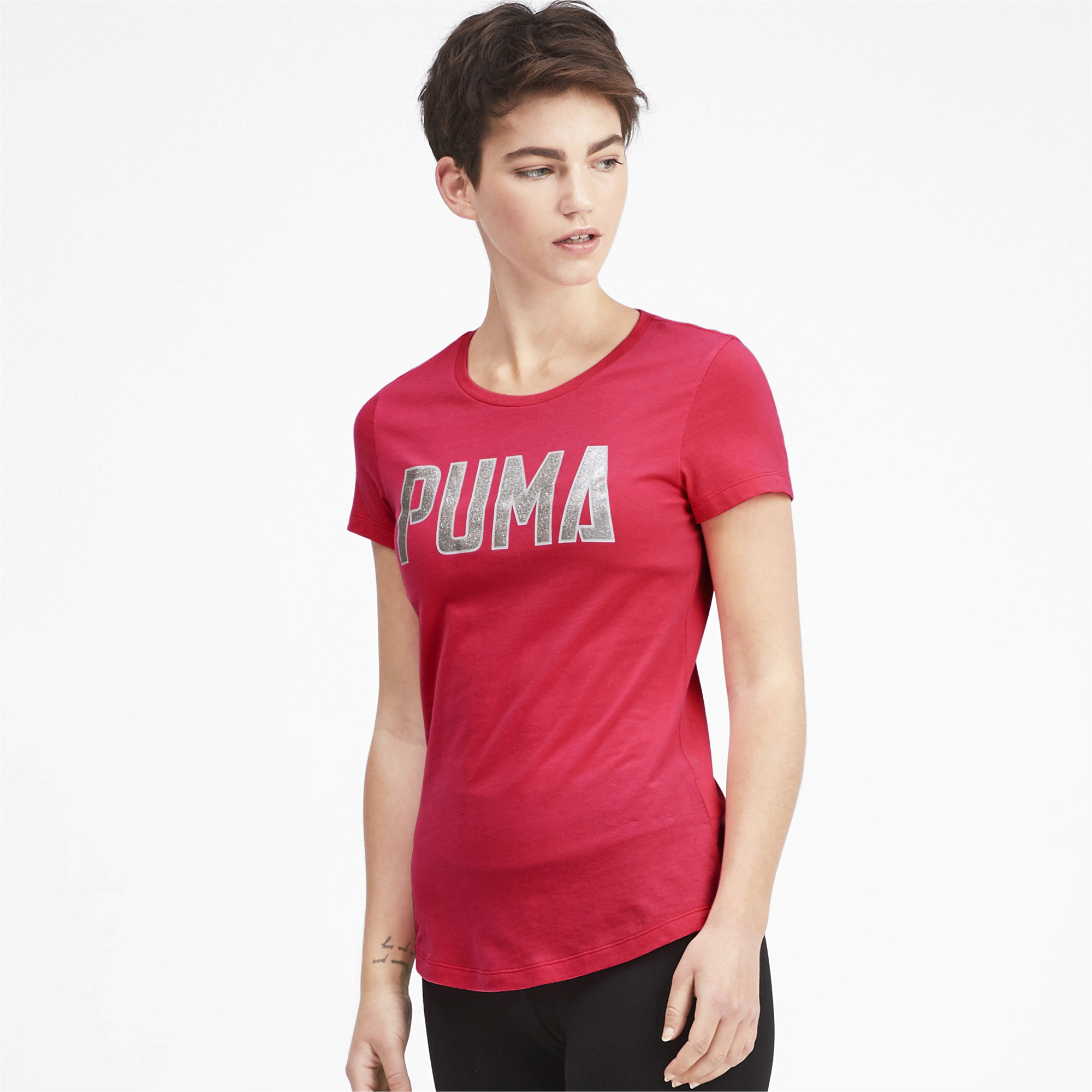 PUMA-Women-039-s-Athletics-Tee thumbnail 30