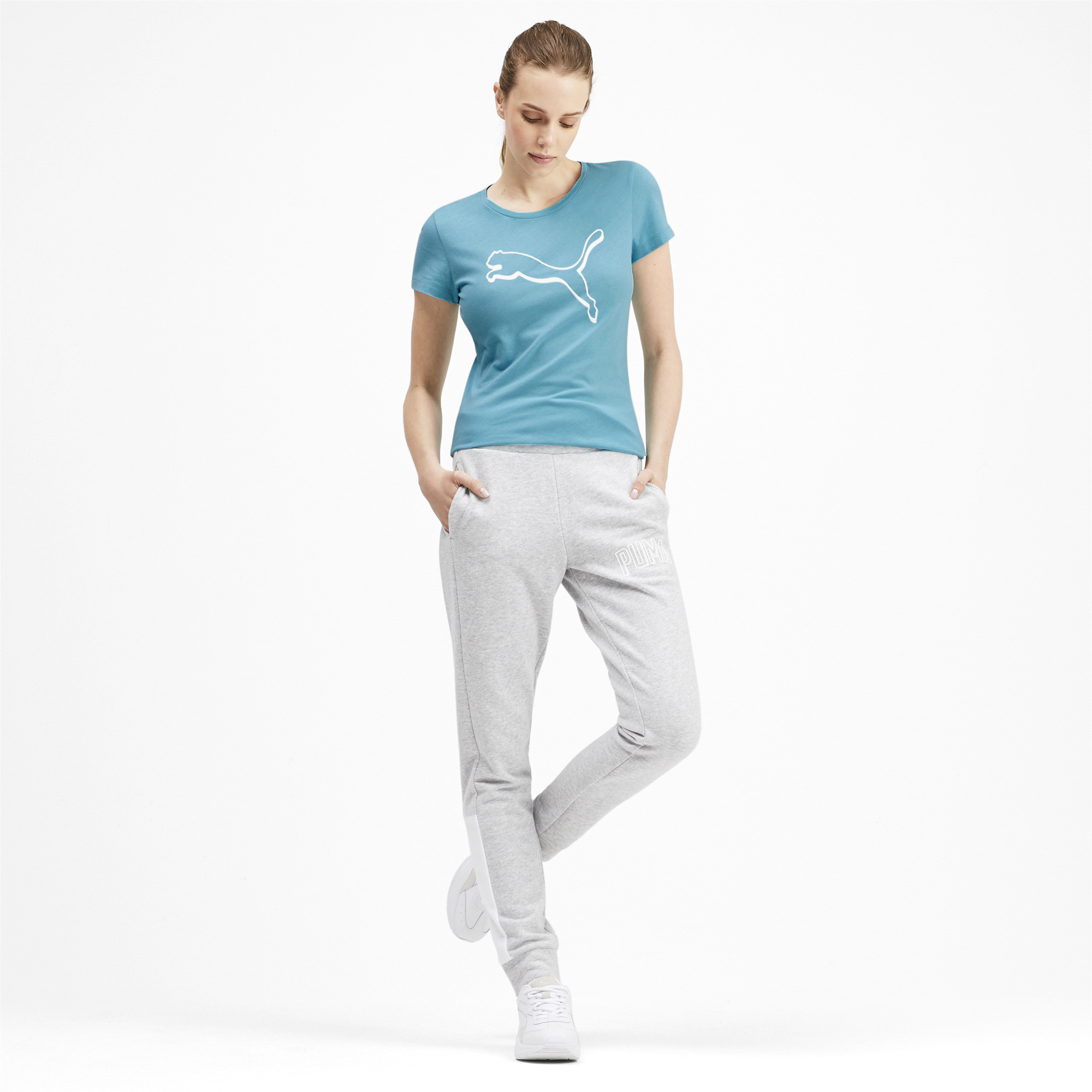 PUMA-Women-039-s-Athletics-Tee thumbnail 8