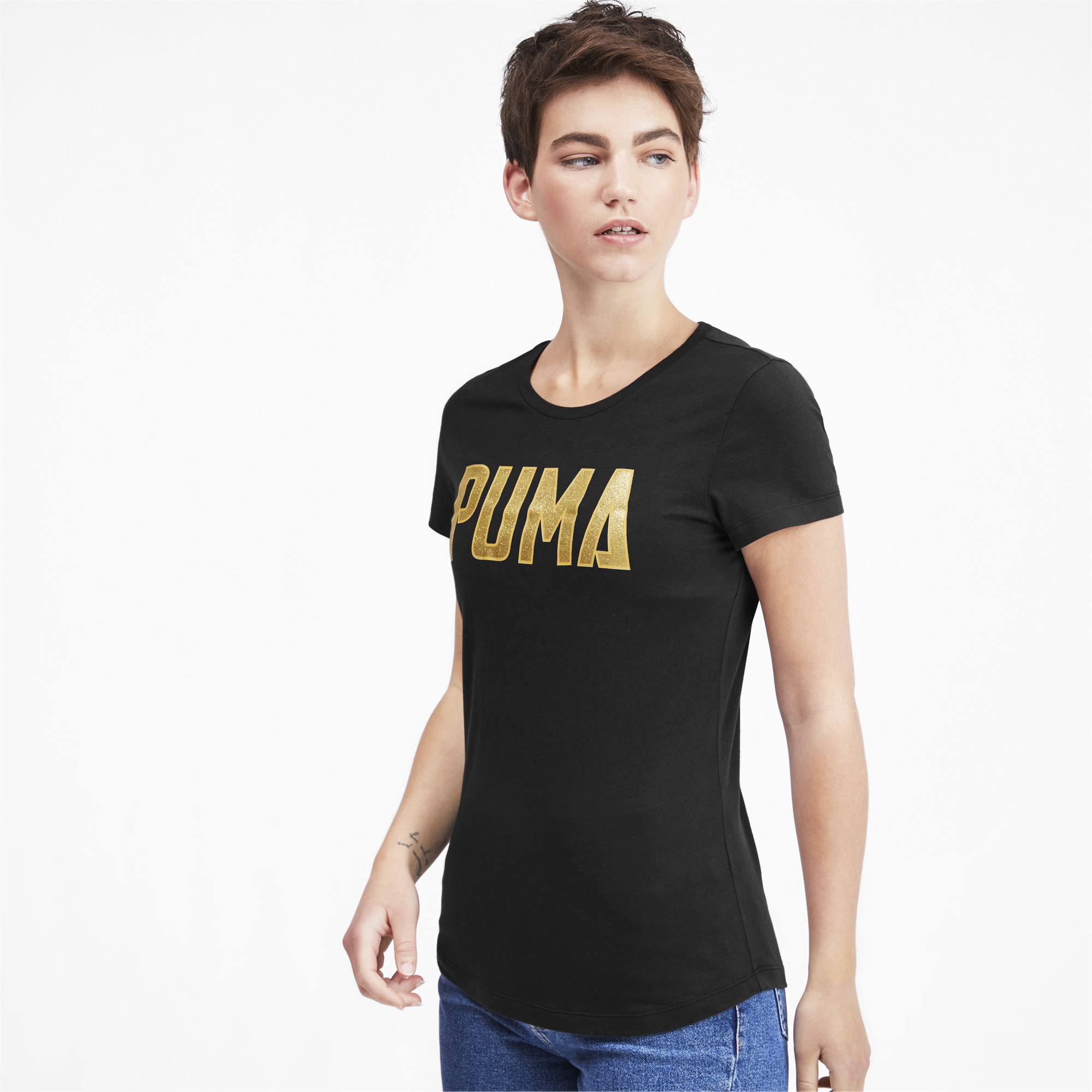 PUMA-Women-039-s-Athletics-Tee thumbnail 21