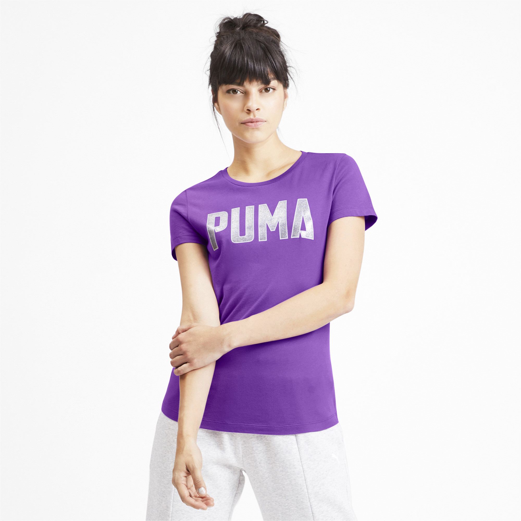 PUMA-Women-039-s-Athletics-Tee thumbnail 26