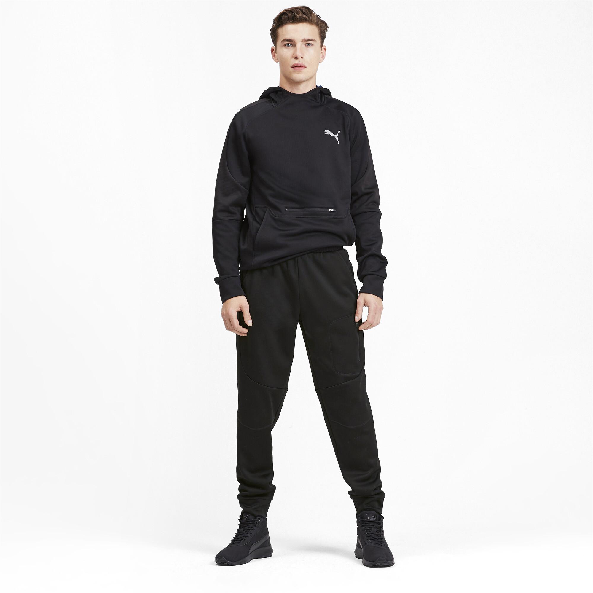 PUMA-Evostripe-Warm-Men-039-s-Pants-Men-Knitted-Pants-Basics miniatura 11