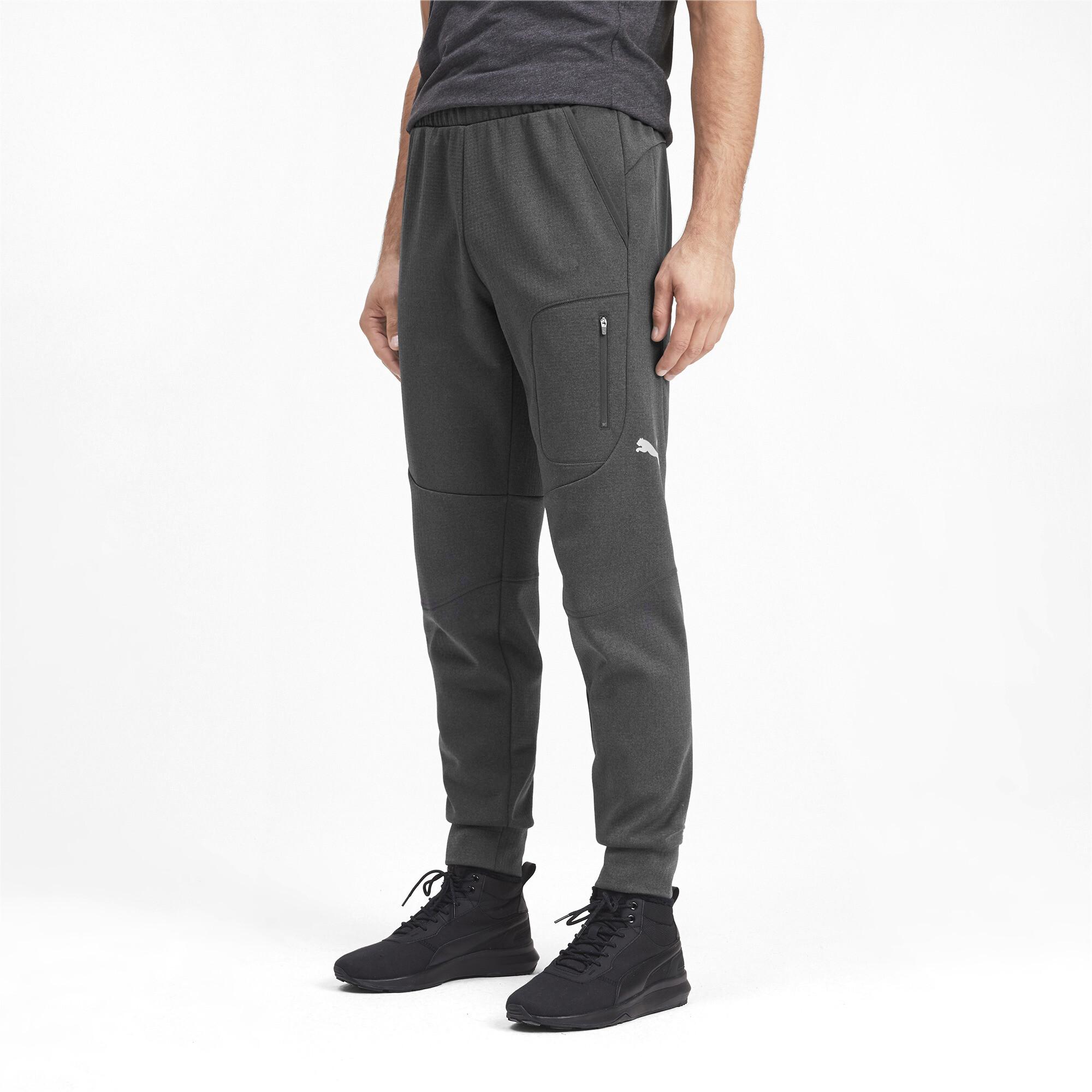 PUMA-Evostripe-Warm-Men-039-s-Pants-Men-Knitted-Pants-Basics miniatura 4