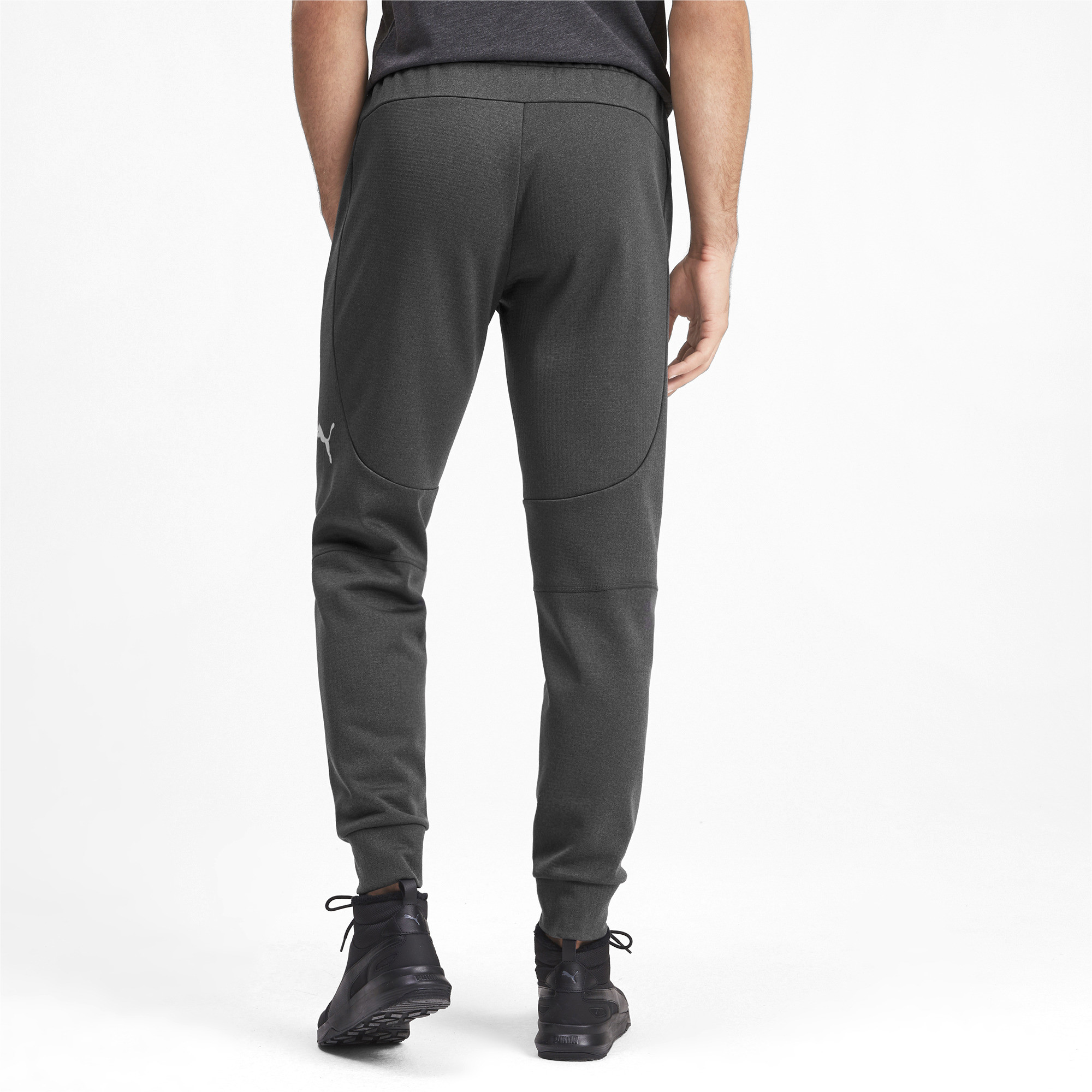 PUMA-Evostripe-Warm-Men-039-s-Pants-Men-Knitted-Pants-Basics miniatura 5