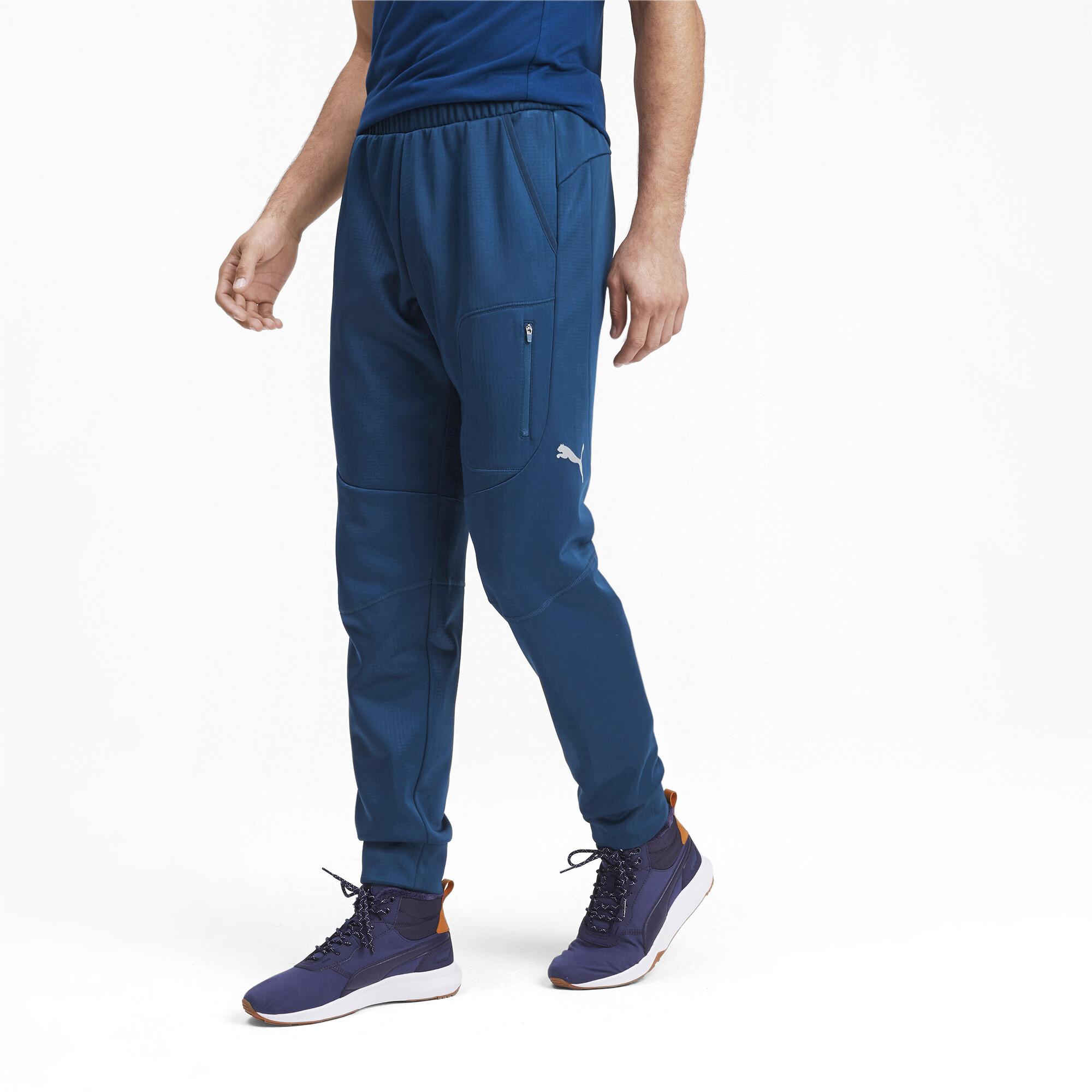 PUMA-Evostripe-Warm-Men-039-s-Pants-Men-Knitted-Pants-Basics miniatura 14