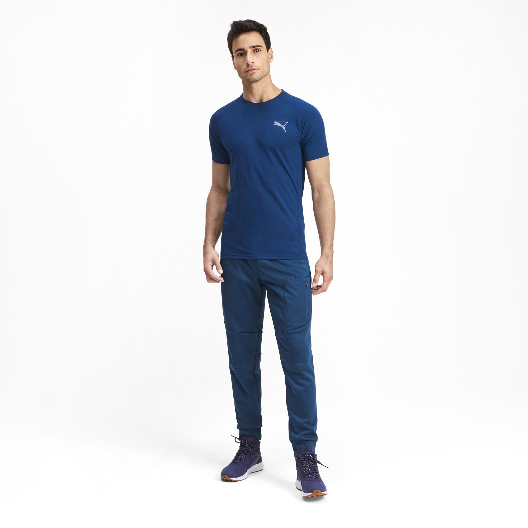 PUMA-Evostripe-Warm-Men-039-s-Pants-Men-Knitted-Pants-Basics miniatura 16