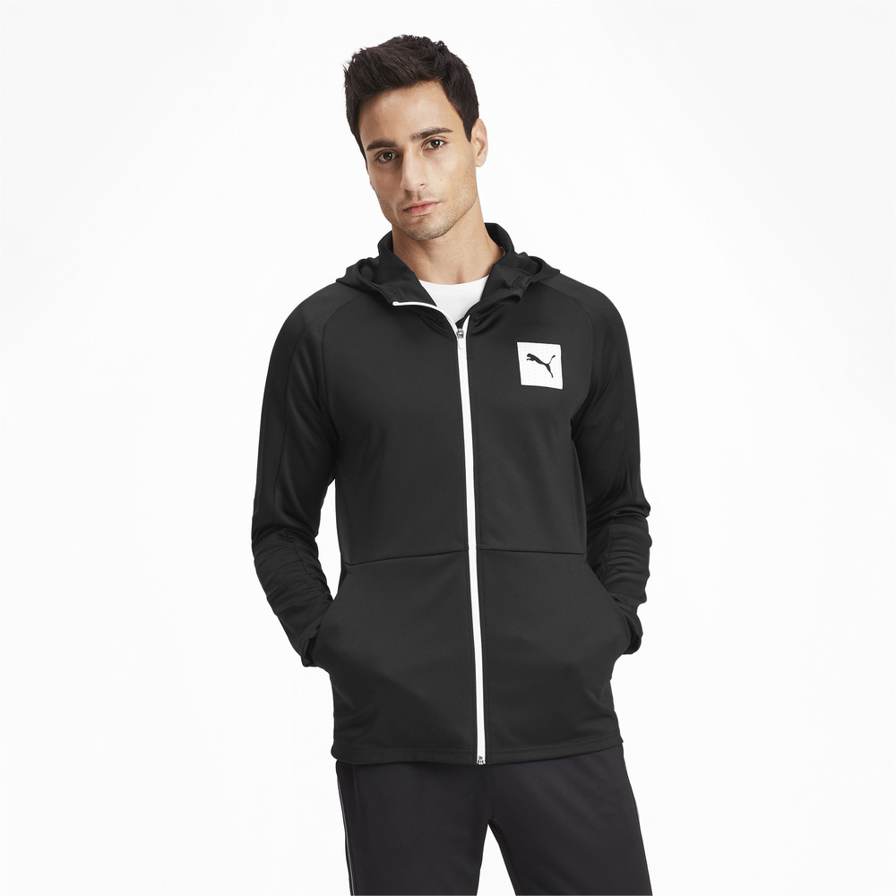 Image PUMA Tec Sports Full Zip Men's Hoodie #2