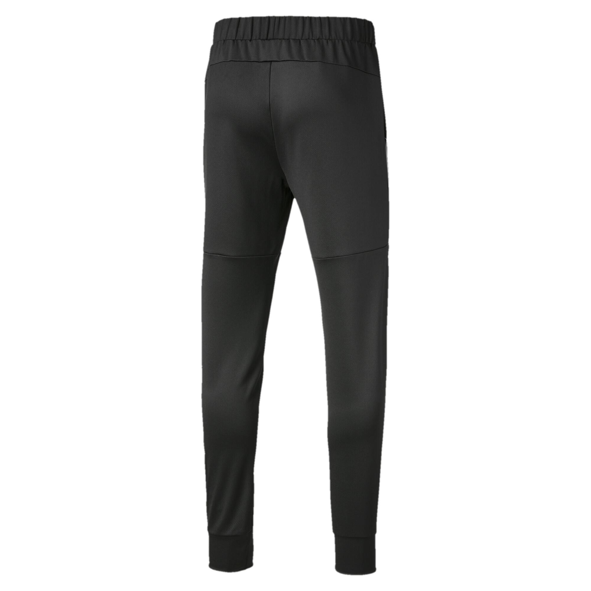 PUMA-Tec-Sports-Men-039-s-Sweatpants-Men-Knitted-Pants-Basics thumbnail 3