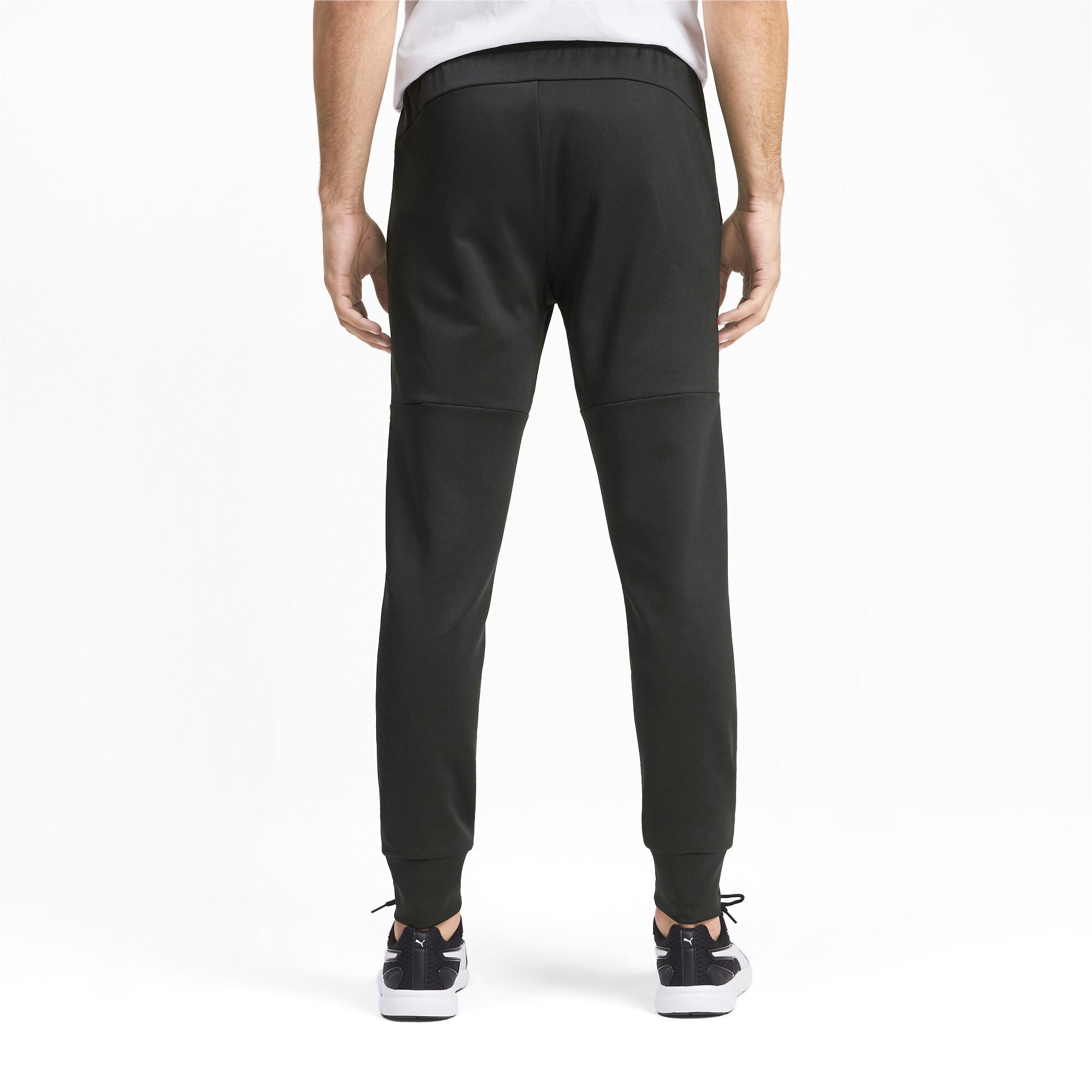 PUMA-Tec-Sports-Men-039-s-Sweatpants-Men-Knitted-Pants-Basics thumbnail 5