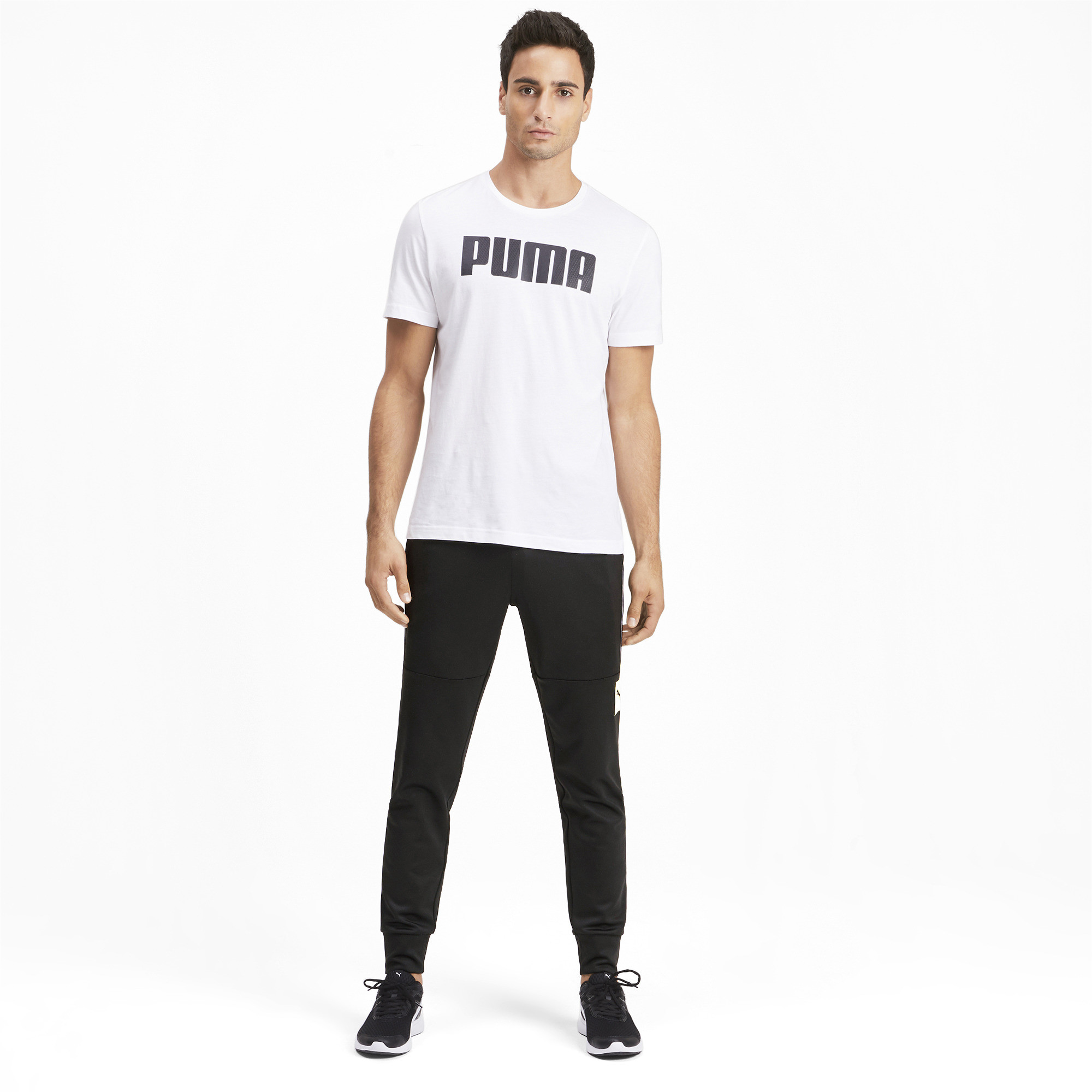 PUMA-Tec-Sports-Men-039-s-Sweatpants-Men-Knitted-Pants-Basics thumbnail 6