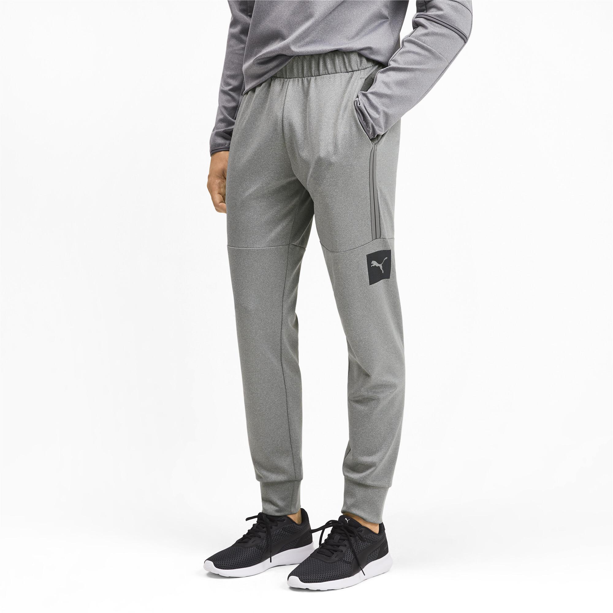 PUMA-Tec-Sports-Men-039-s-Sweatpants-Men-Knitted-Pants-Basics thumbnail 9