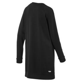 Miniatura 5 de Vestido Athletics para mujer, Puma Black, mediano