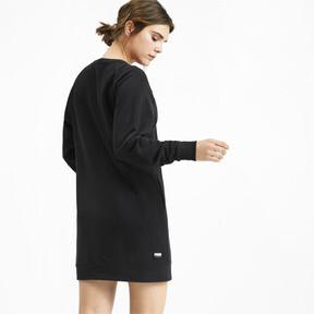 Miniatura 3 de Vestido Athletics para mujer, Puma Black, mediano