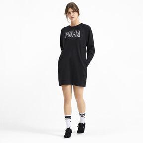 Miniatura 4 de Vestido Athletics para mujer, Puma Black, mediano