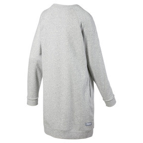 Miniatura 5 de Vestido Athletics para mujer, Light Gray Heather, mediano