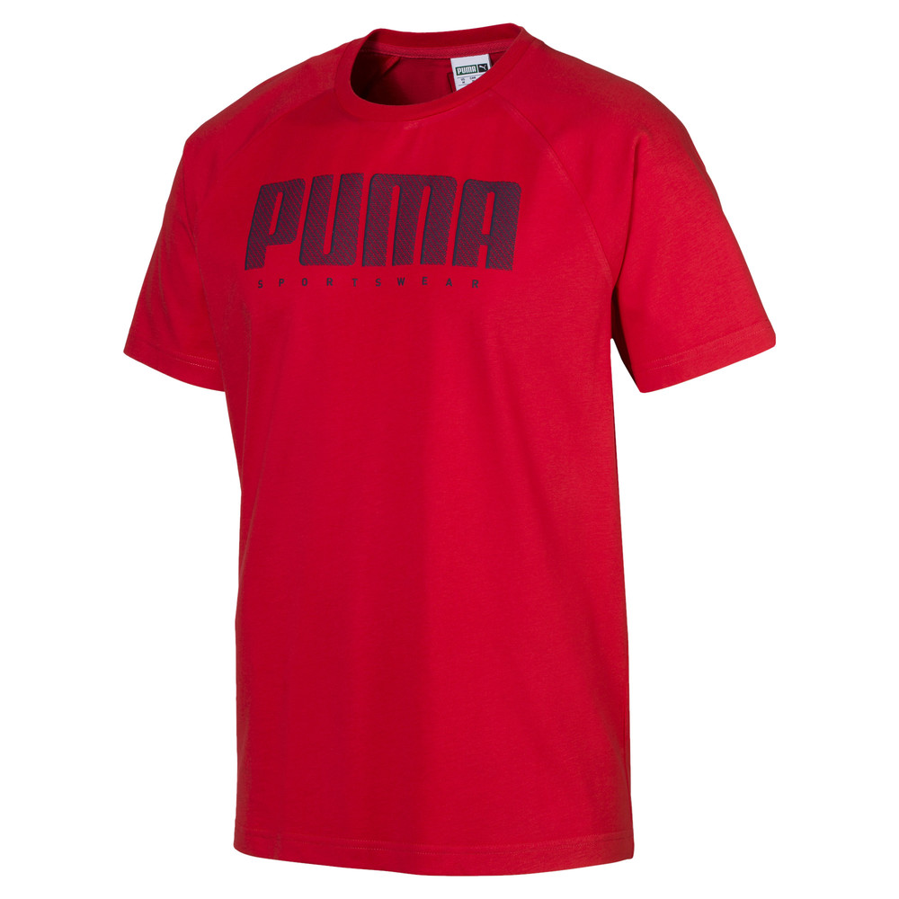 Image PUMA Athletics Men's Tee #1