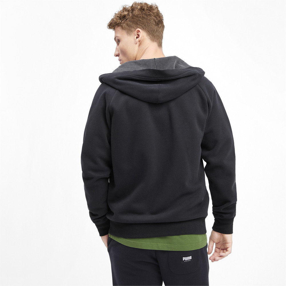 Изображение Puma Толстовка Athletics FZ Hoody FL #2
