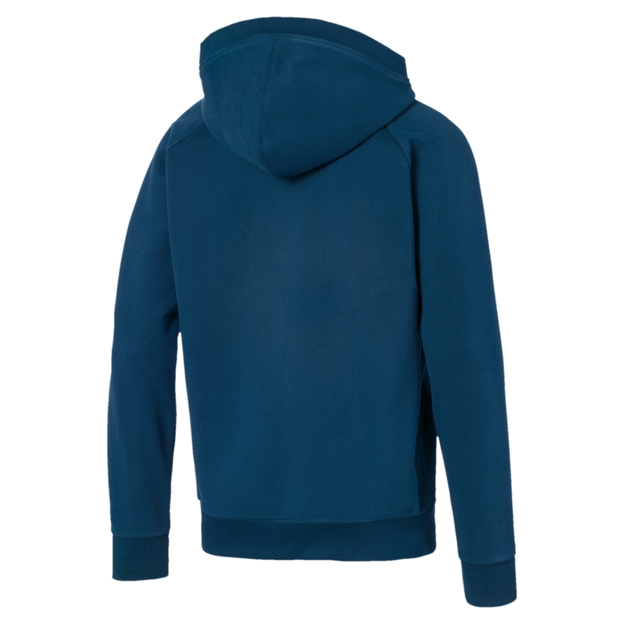 PUMA-Athletics-Men-039-s-Full-Zip-Fleece-Hoodie-Men-Sweat-Basics thumbnail 8