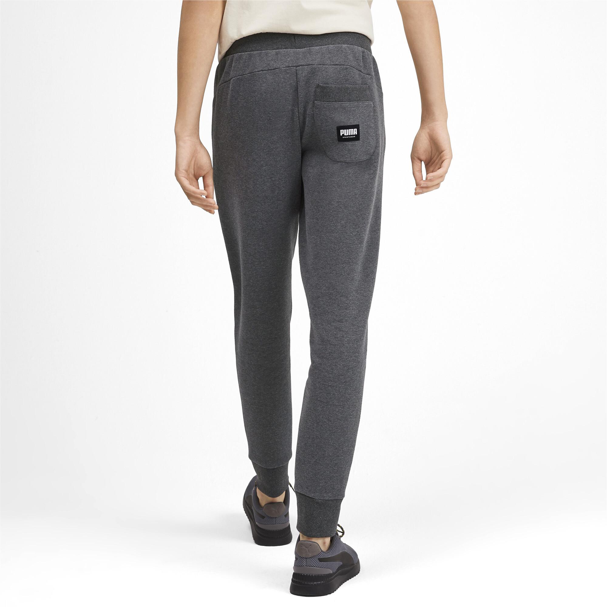 PUMA-Athletics-Men-039-s-Fleece-Pants-Men-Knitted-Pants-Basics thumbnail 5