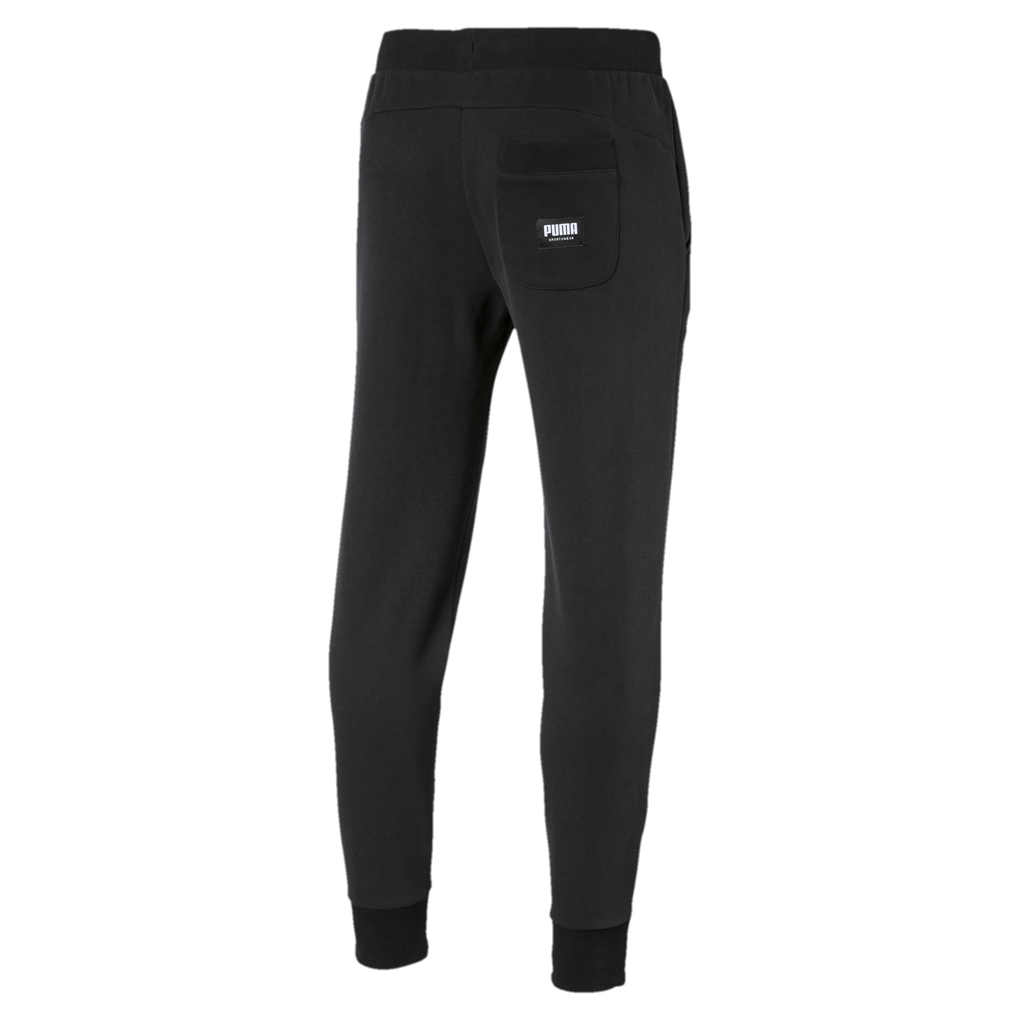 PUMA-Athletics-Men-039-s-Fleece-Pants-Men-Knitted-Pants-Basics thumbnail 8