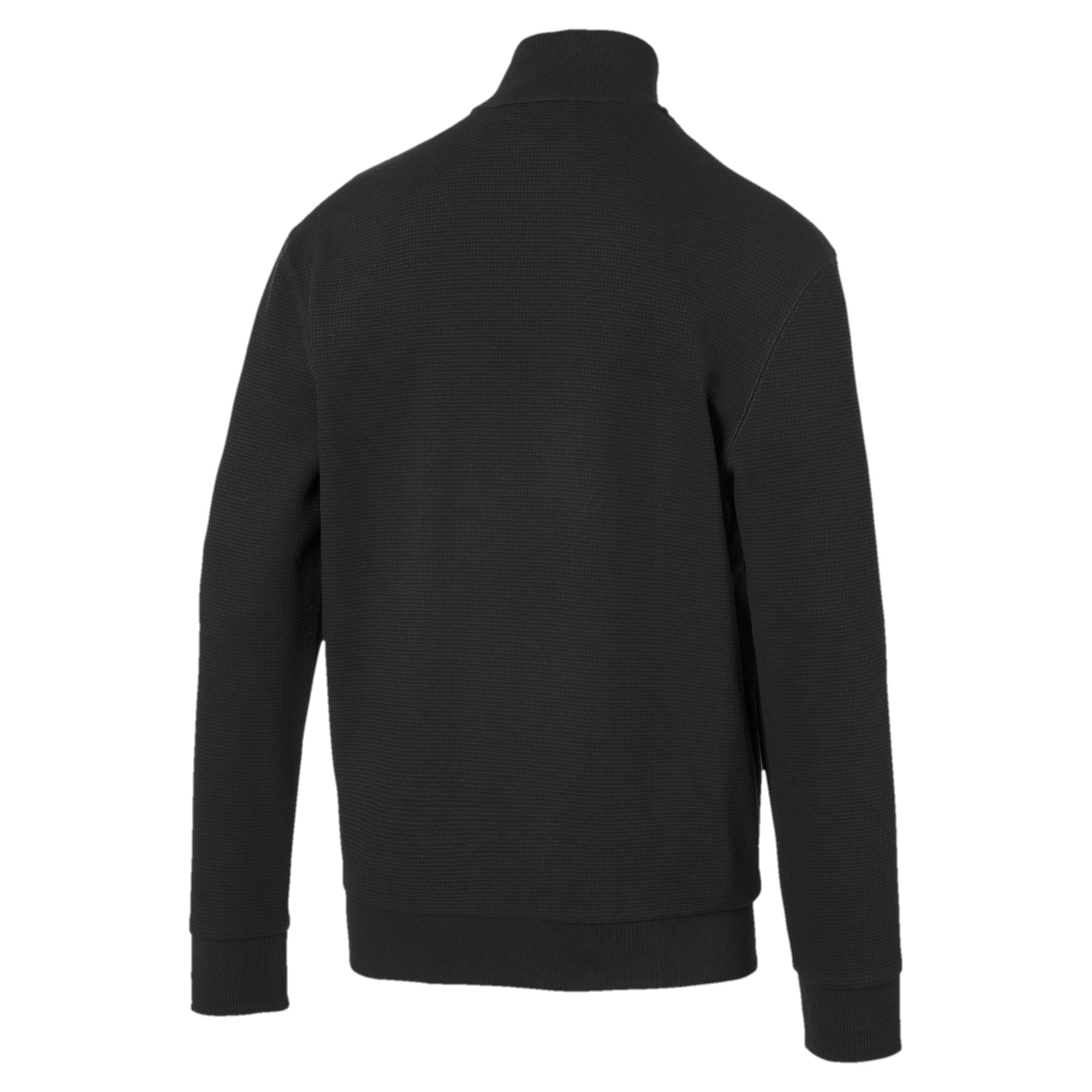 PUMA-Fusion-Men-039-s-Jacket-Men-Sweat-Basics thumbnail 3